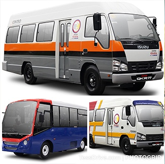 New jeepney designs