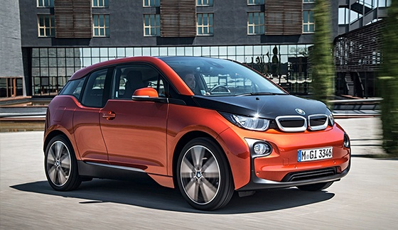 Electro-cute' BMW i3 is for vegan motorists, too | TESSDRIVE