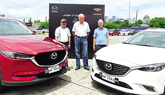 Mazda - AAP partnership-2