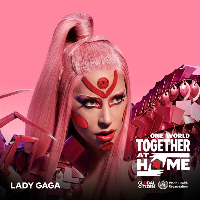 Lady Gaga - One World: Together at Home