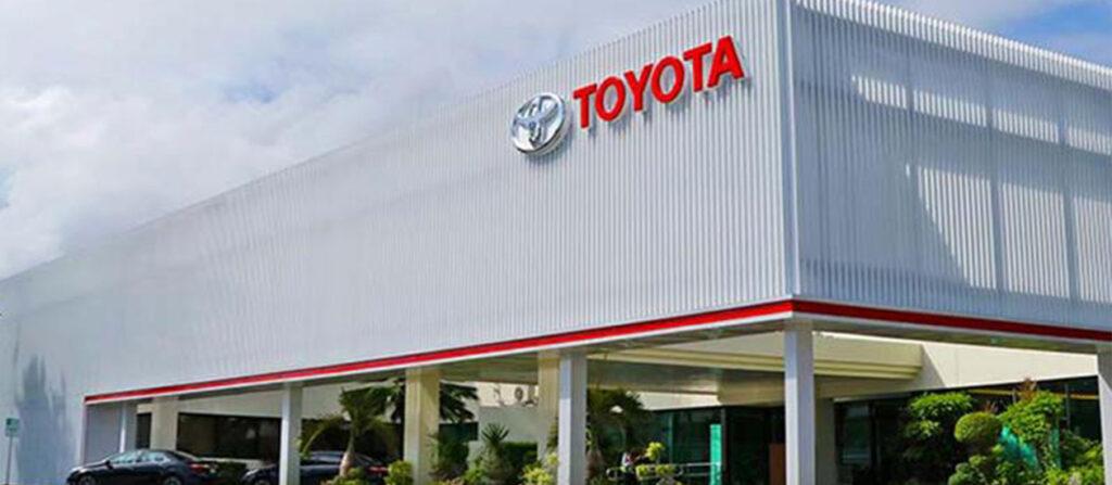 Toyota Motors Philippines Main Headquarters