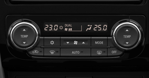 Dual-Zone-Automatic-Climate-Control