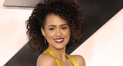 Nathalie Emmanuel of 'Game of Thrones' fame